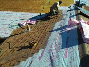 Re-Roofing & Repairs